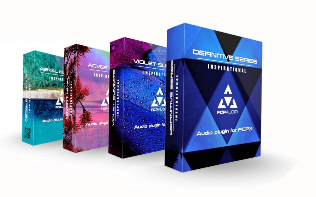 Music plugins FCPX   Customisable Audio   Making Sound Simple