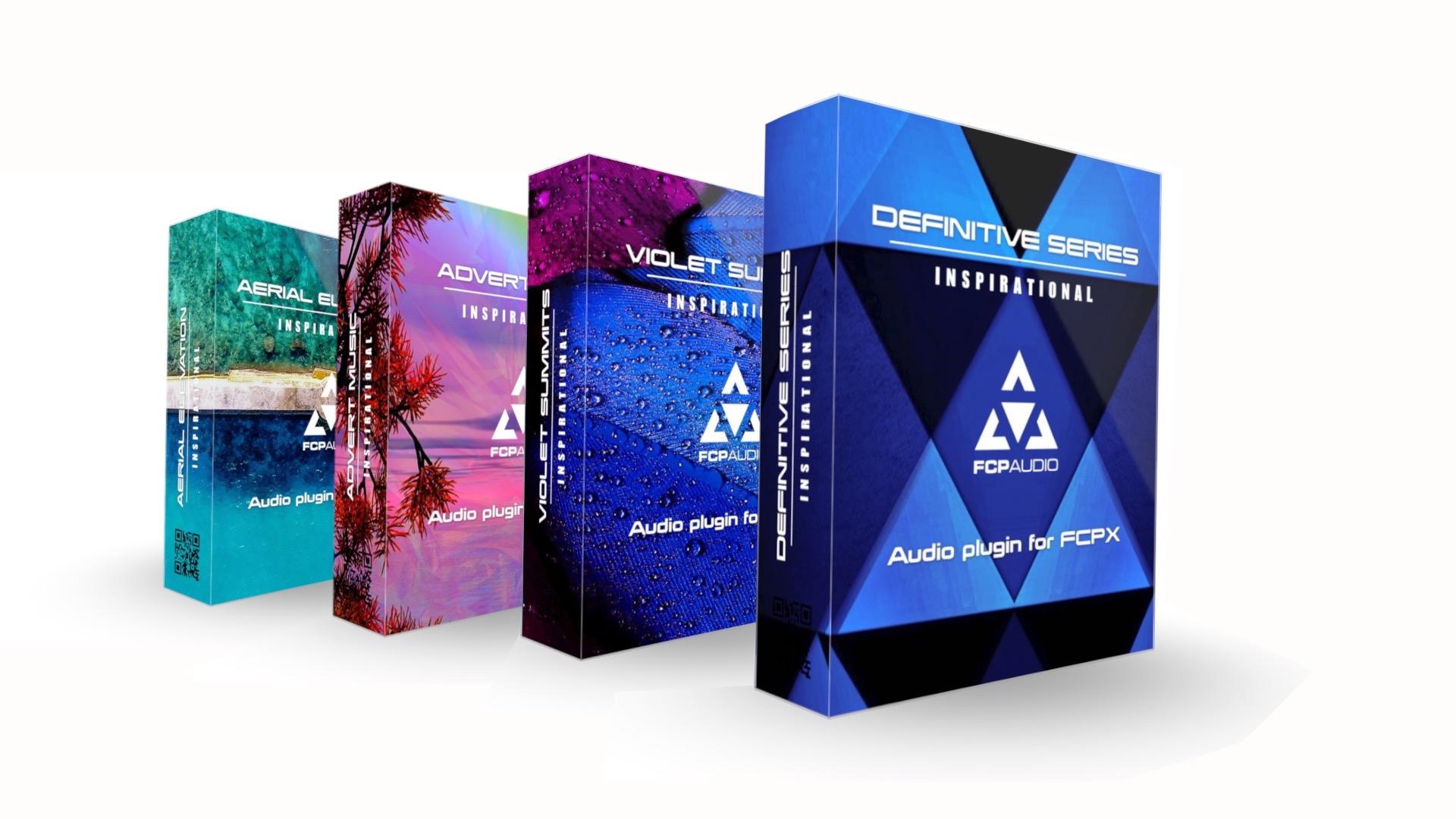 MUSIC plugins for fcpx Final Cut Pro plugins