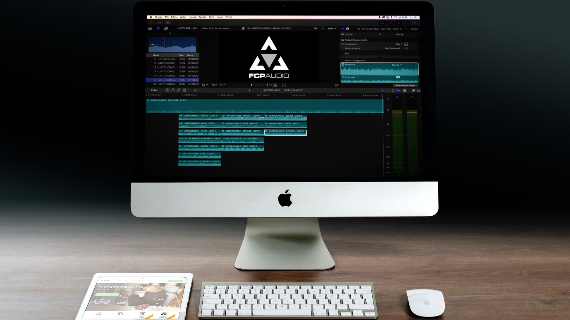 Plugins for FCPX | Royalty Free Music | Download Now with FCP Audio