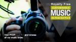 UK based FCP Audio's customizable Royalty Free Music Plugin