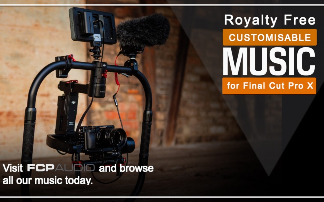 Royalty Free Music UK | Pro Audio For Videos | Plugins for FCPX