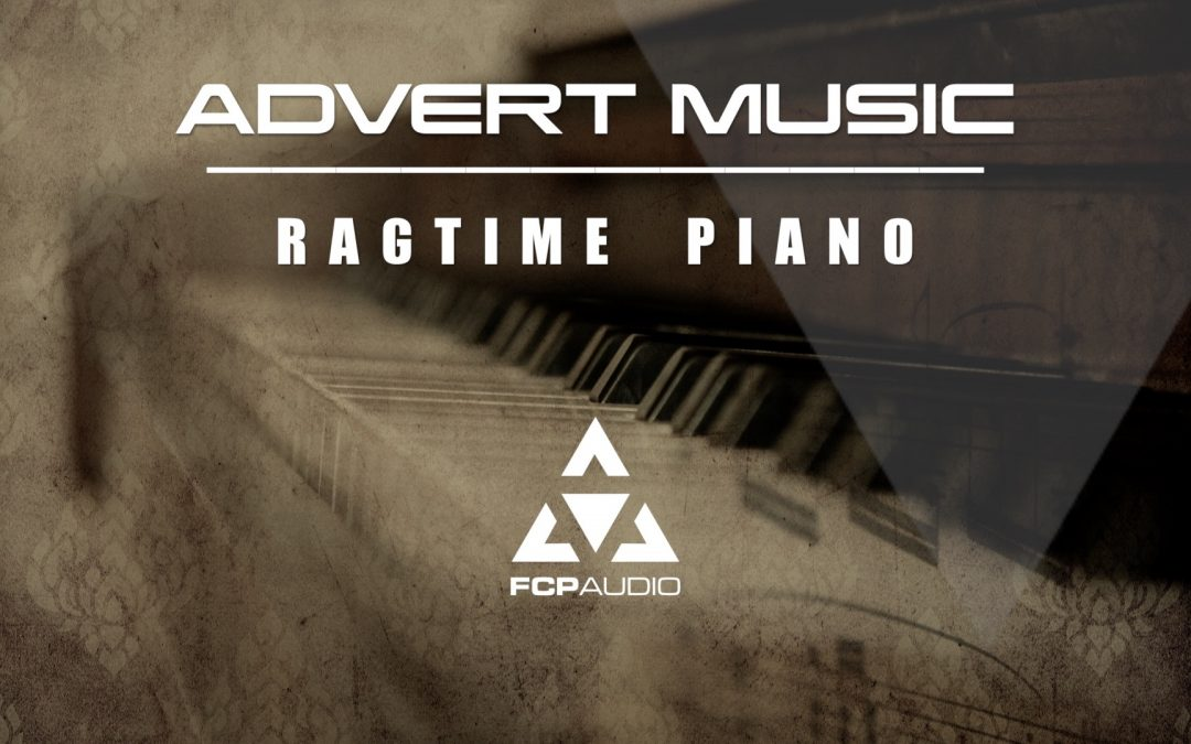 Royalty Free Music for Final Cut Pro | Ragtime Piano | Royalty Free Advert Music