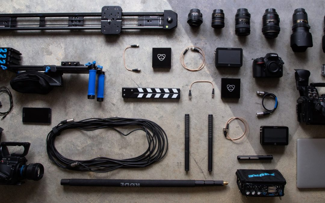 Tips for Selling Your Cameras and Video Gear Online | Music for Adverts