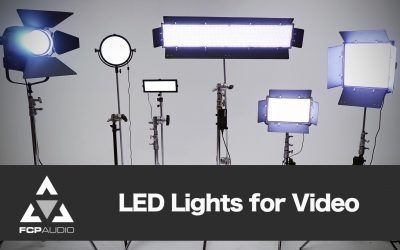 LED Lights for Video | FCP Audio