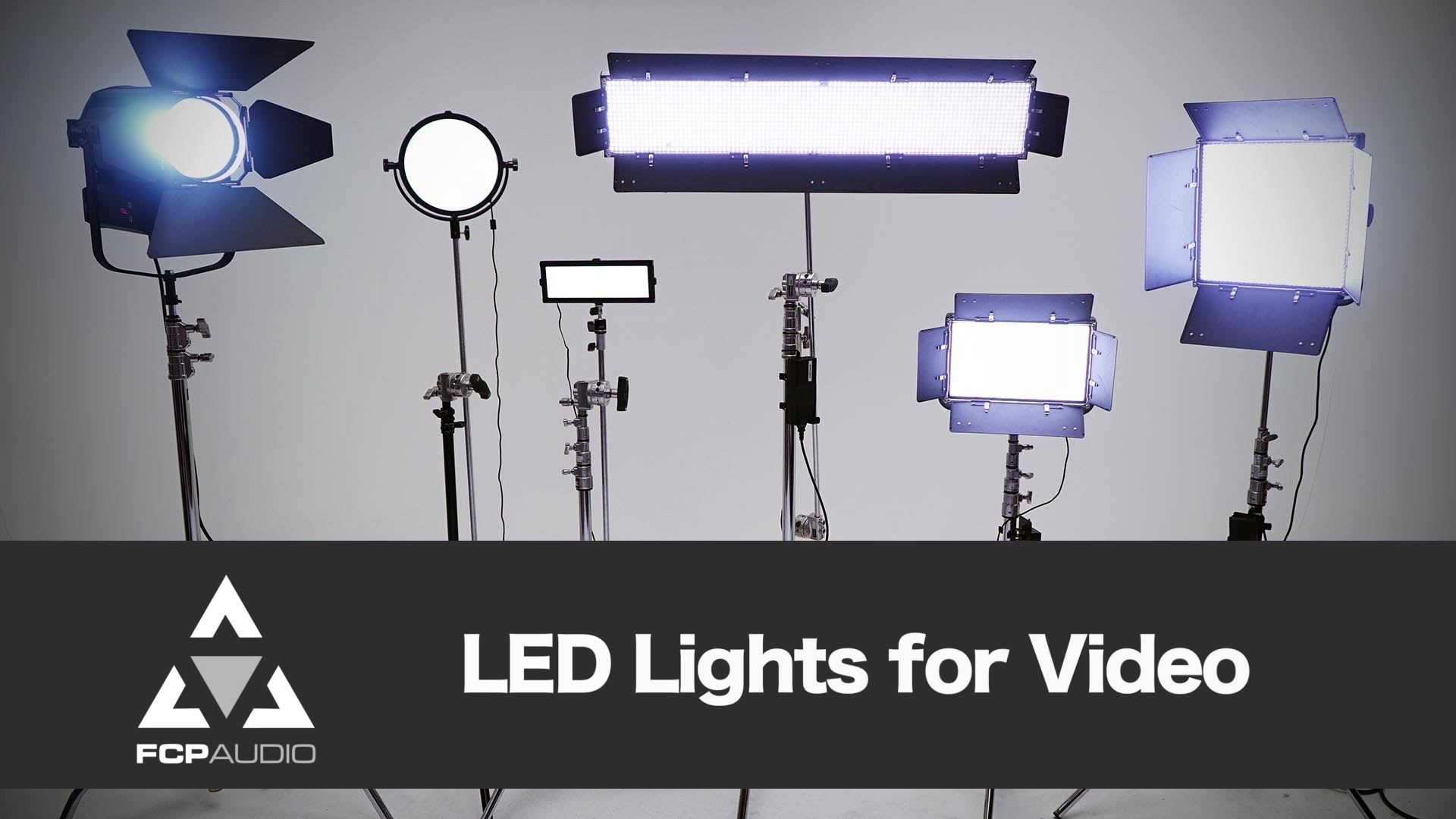LED Lights for Video