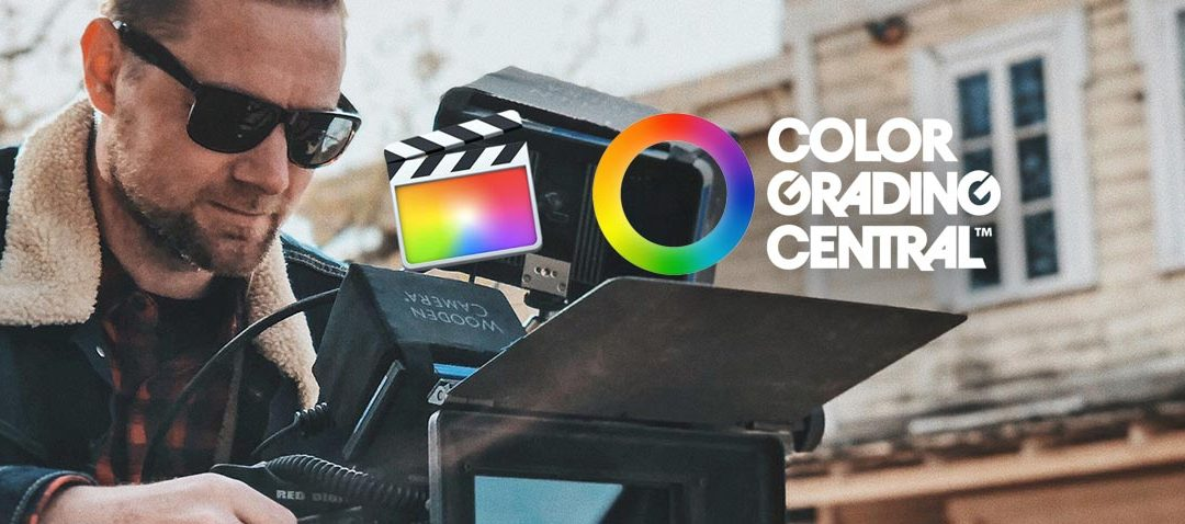 Colour Correction in FCPX | 12 Minute Video With the Master | Denver Riddle