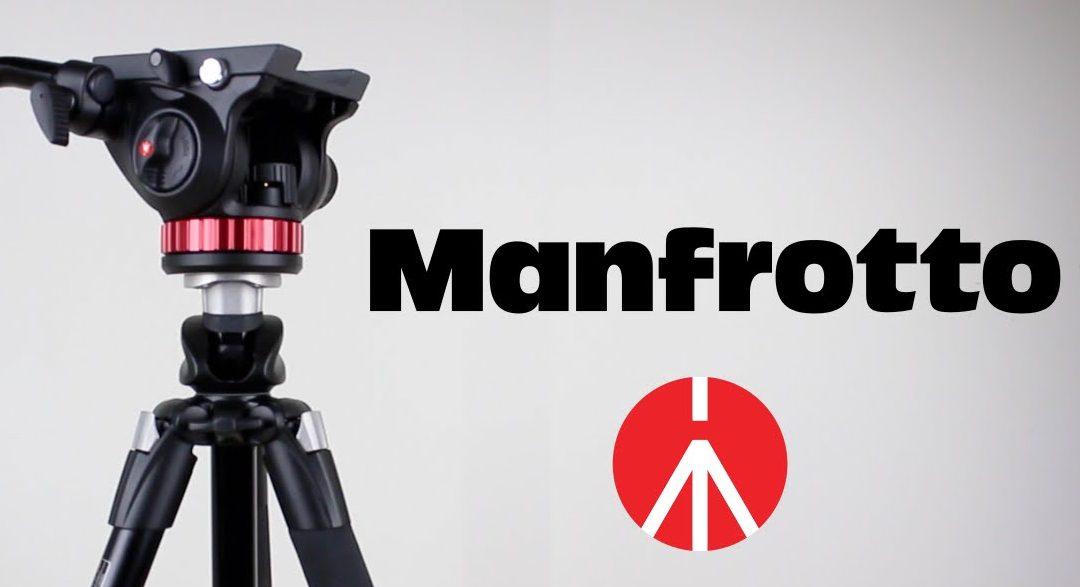 Manfrotto Video Tripod | FCP Audio