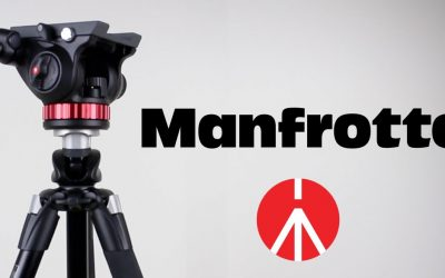 Manfrotto Video Tripod | FCP Audio