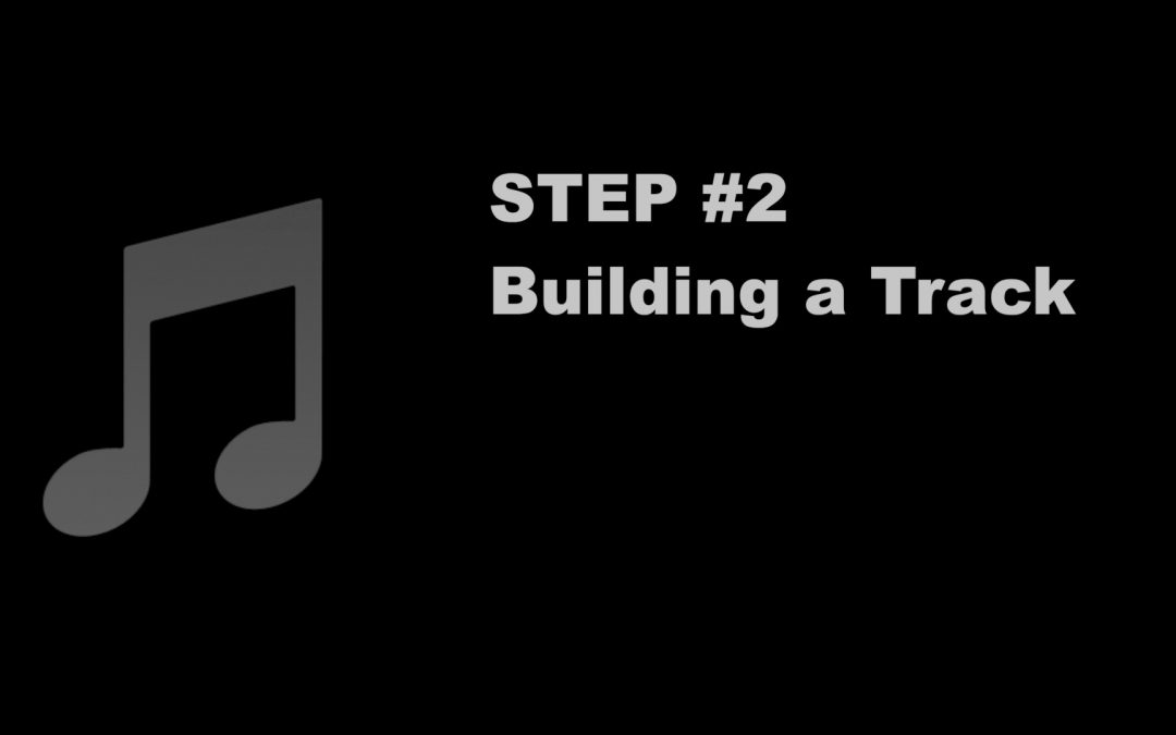 Final Cut Pro Tutorial | Step 2 Building a Track  | FCP Audio