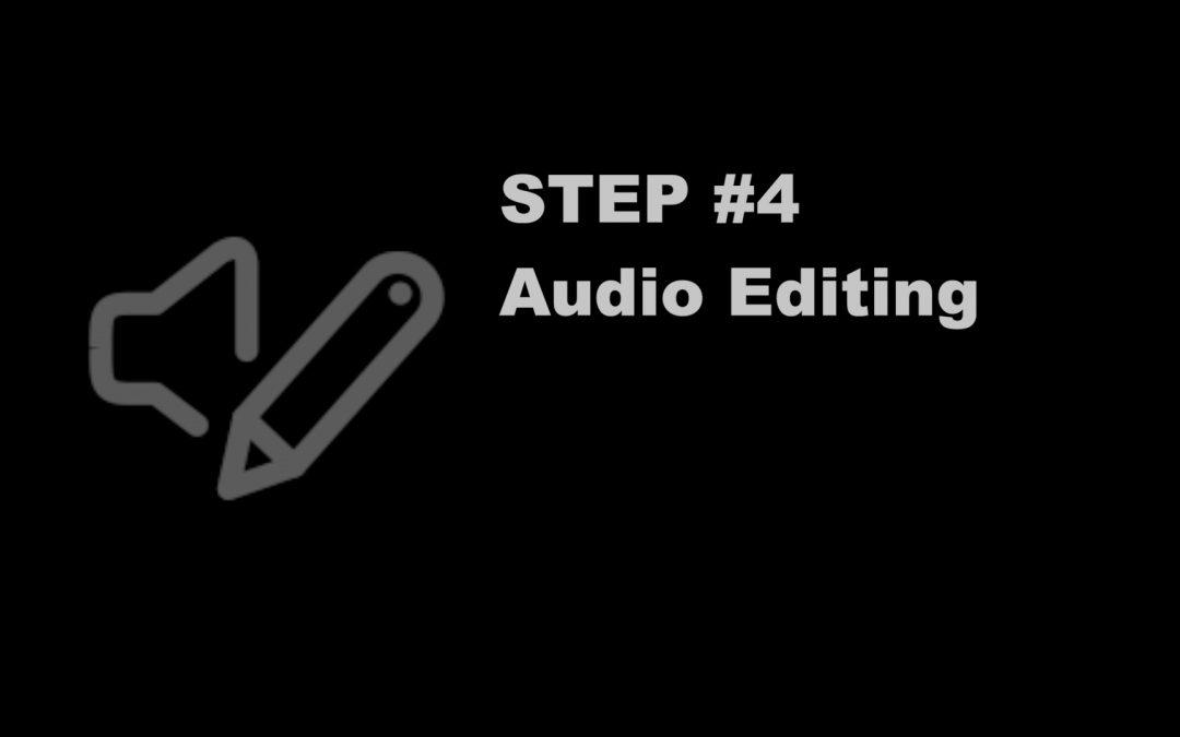 Final Cut Pro Training | Step 4 Audio Editing  | FCP Audio