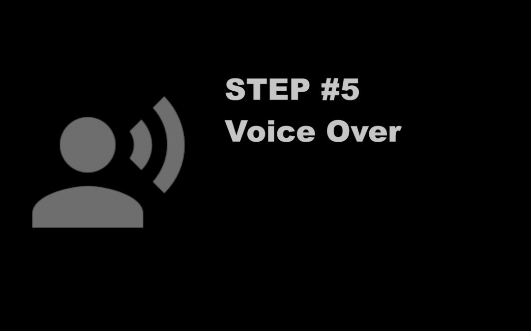 FCPX Training | Step 5 Voice Over  | Final Cut Pro X