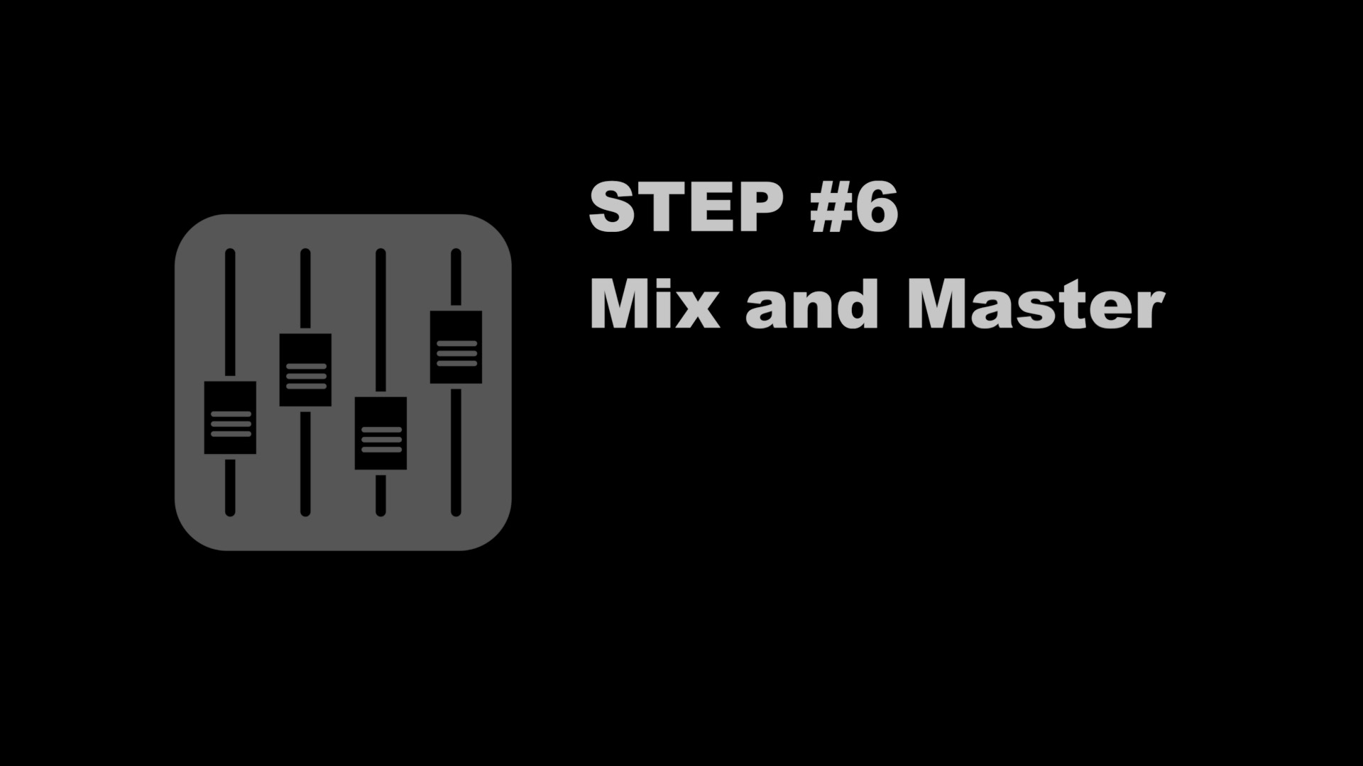 Final Cut Pro X Training | Step 6 Mix and Master | Final Cut Pro X