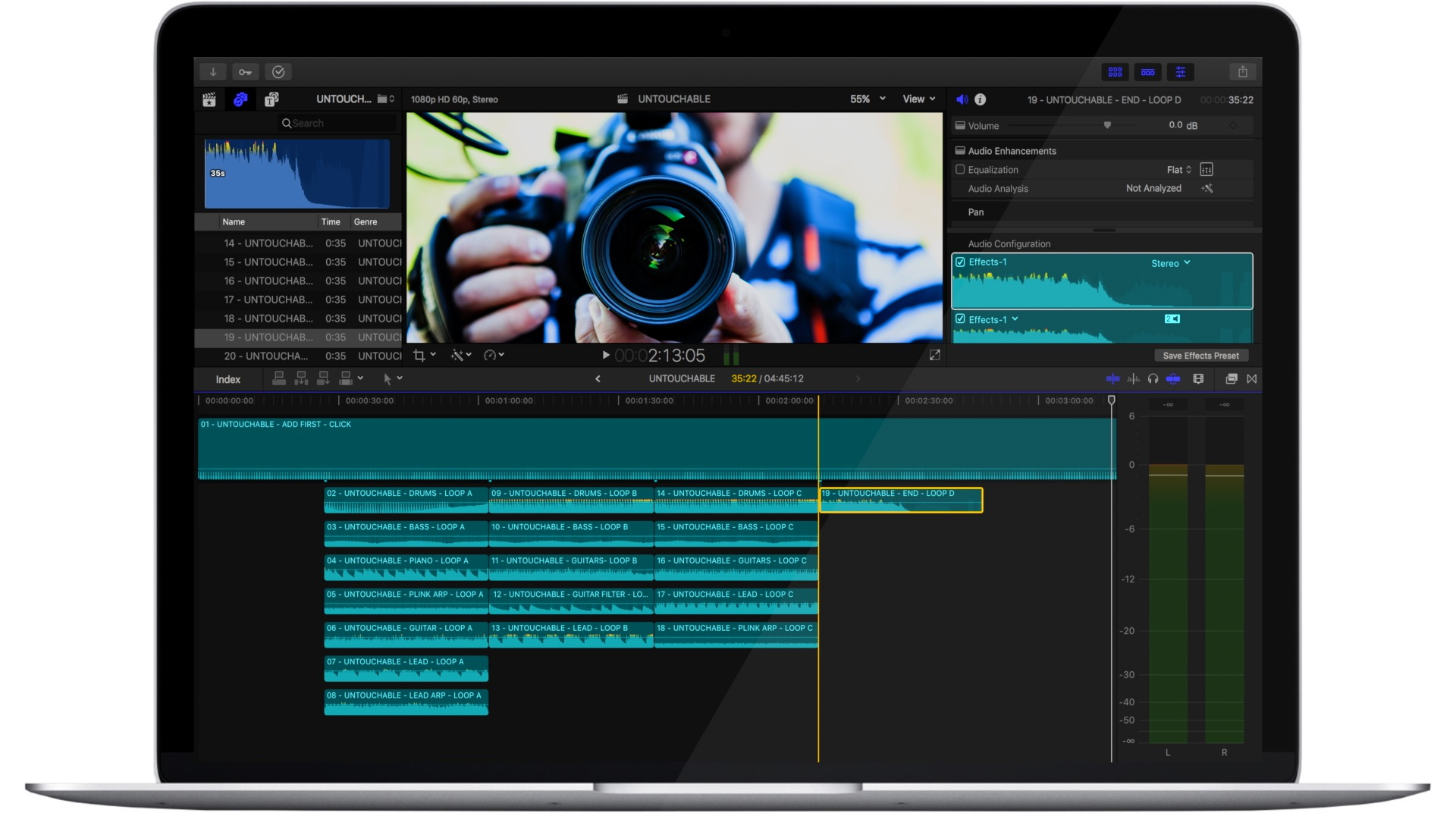 Final Cut Pro Plugins Final Cut Pro Audio
