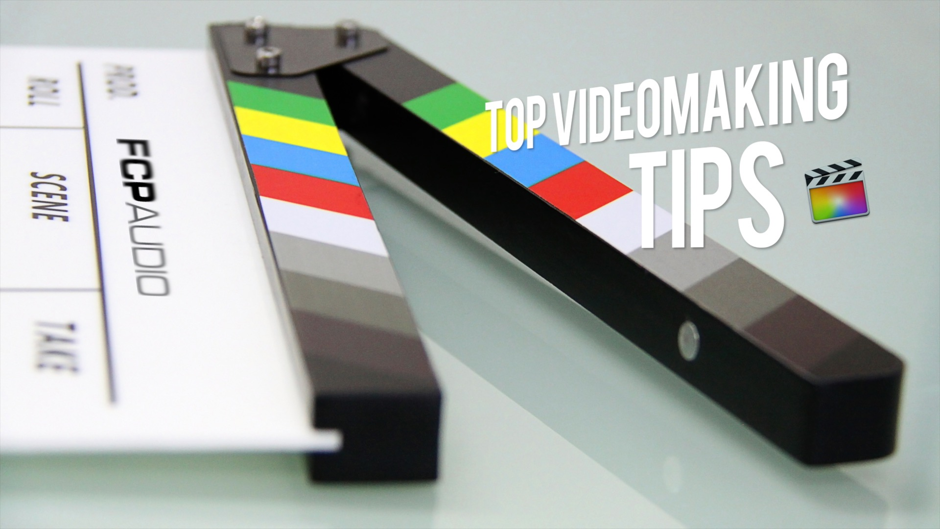 Edit While You Shoot | Top Videomaking Tips | Audio for Final Cut Pro