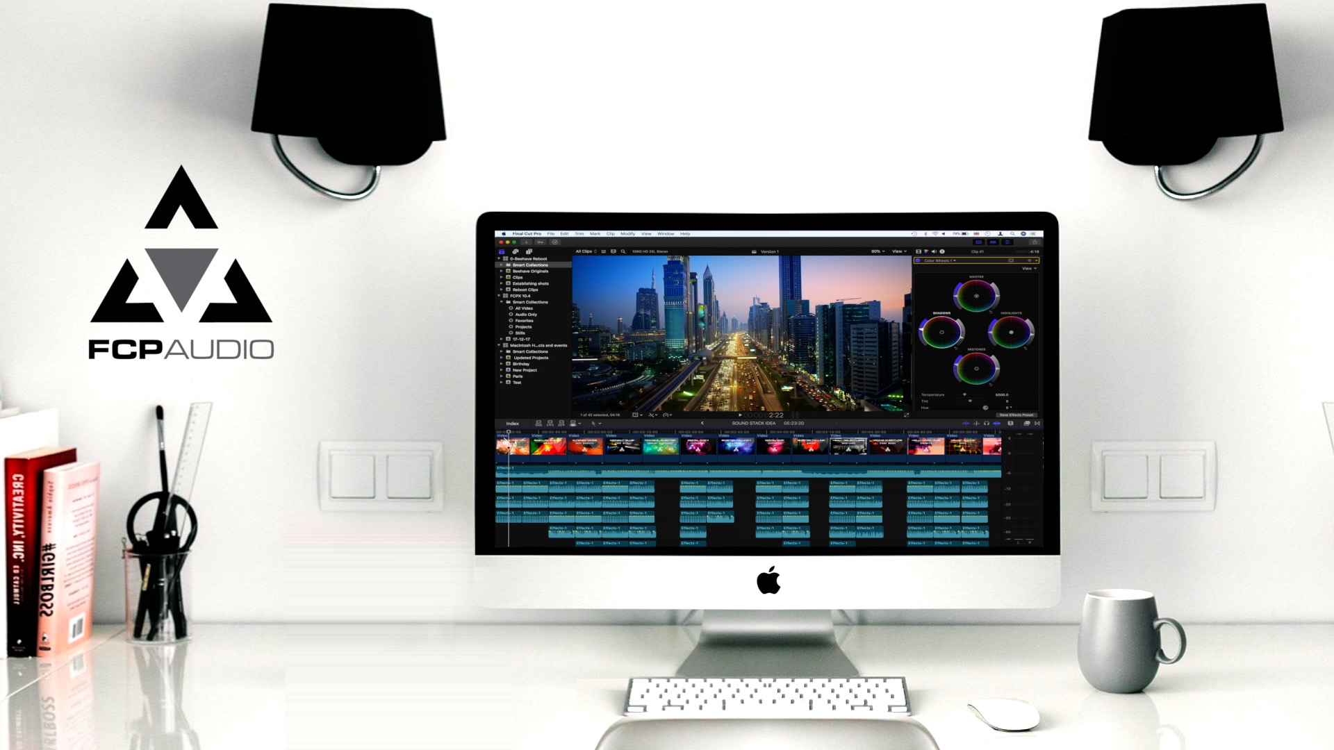 Audio for FCPX   FCP Audio   Creation and Design Tips