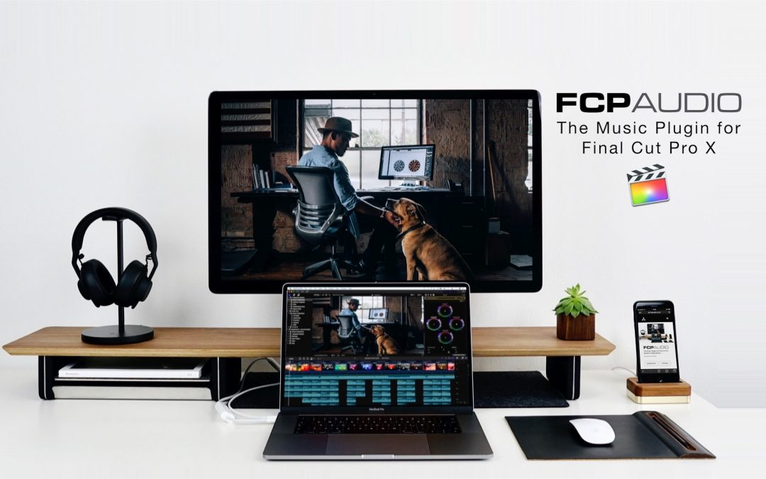 Plugins for Final Cut Pro | FCP Audio | Superior Customisable audio