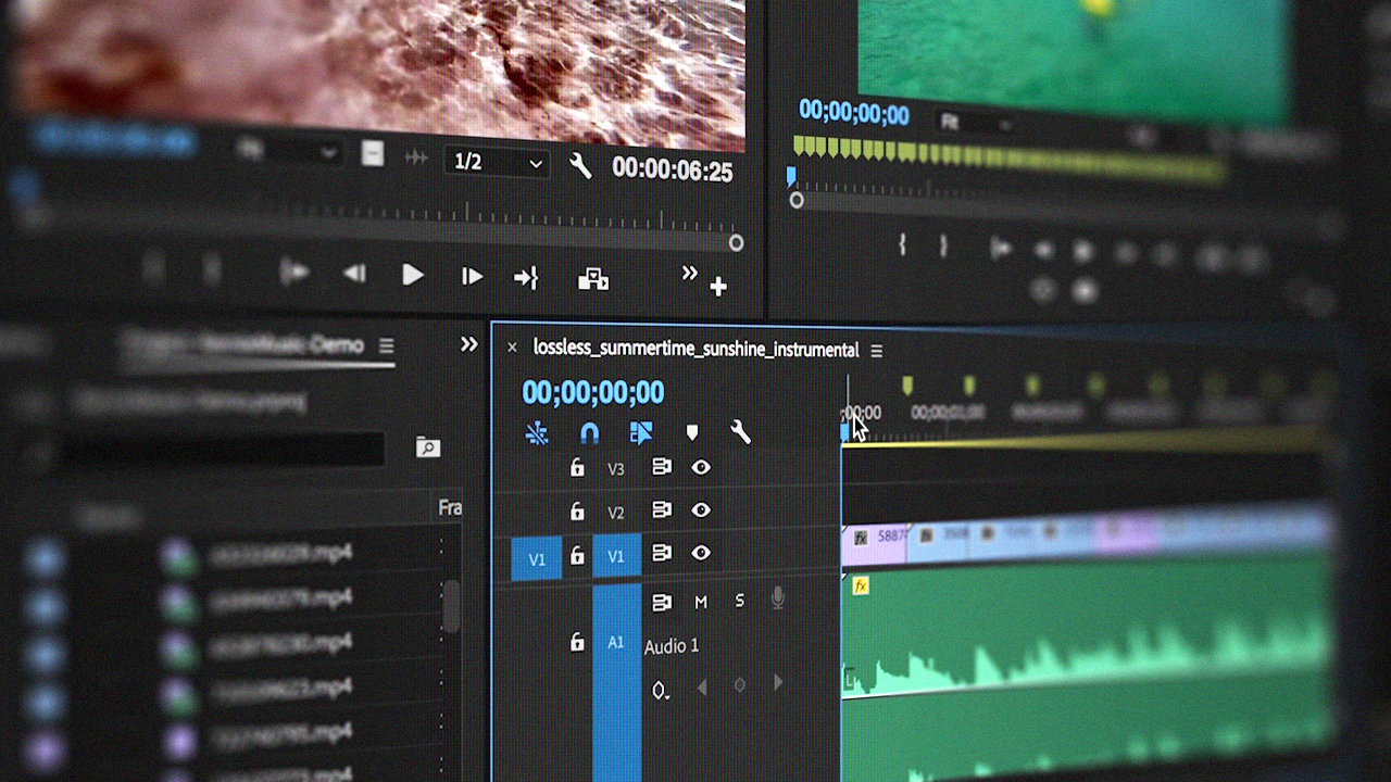 Adobe Premiere Pro screen grab  Best Video Editing Software For Youtube